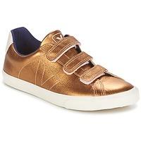 Schuhe Damen Sneaker Low Veja 3 LOCK AMBER