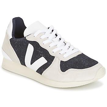 Schuhe Damen Sneaker Low Veja HOLIDAY LT Beige