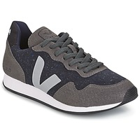 Schuhe Damen Sneaker Low Veja SDU Grau