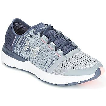 Schuhe Damen Laufschuhe Under Armour UA W SPEEDFORM GEMINI 3 GR Silbern