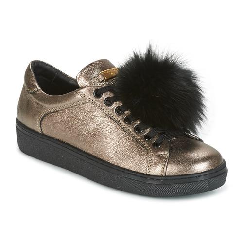 Tosca Blu CERVINIA POM PON Schwarz  Schuhe Sneaker Low Damen 119,20
