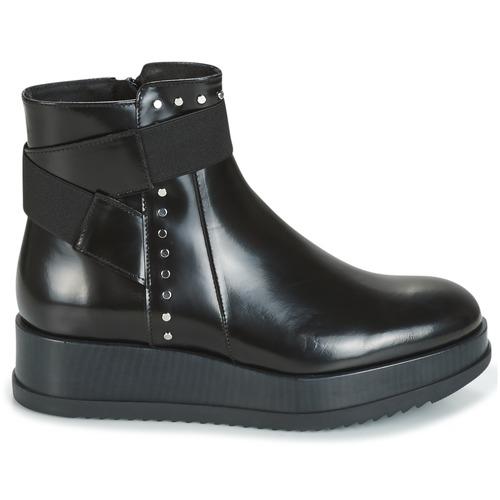 Tosca  Blu CIVETTA ABRASIVATO Schwarz  Tosca Schuhe Boots Damen 143,20 bae7e1