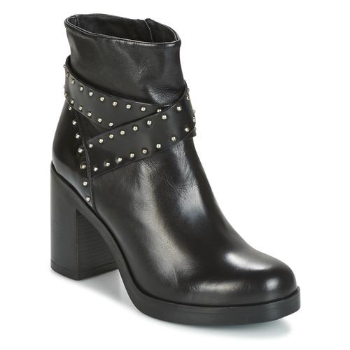 Tosca Blu ST.MORITZ Schwarz Schuhe Low Boots Damen 139,30
