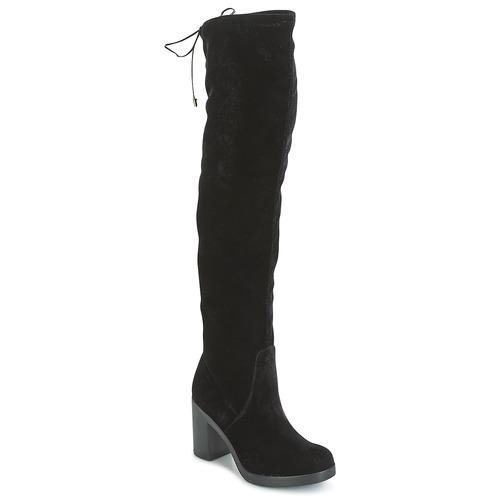 Tosca Blu ST MORITZ Schwarz  Schuhe Kniestiefel Damen 125,40