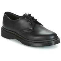 Schuhe Derby-Schuhe Dr Martens 1461 MONO Schwarz