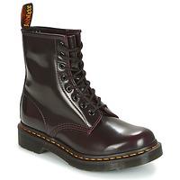 Schuhe Damen Boots Dr Martens 1460 Rot / Kirsche
