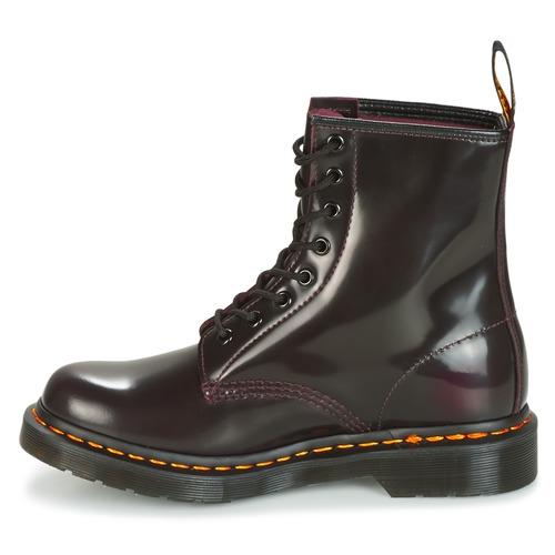 Dr Martens Schuhe 1460 Rot / Kirsche - Schuhe Martens Boots Damen 156,20 07613c