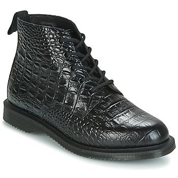 Schuhe Damen Boots Dr Martens EMMELINE Schwarz