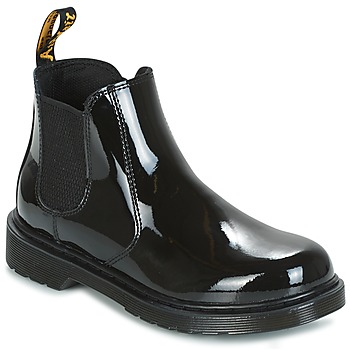 Schuhe Kinder Boots Dr Martens BANZAI Schwarz