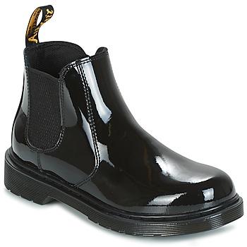 Schuhe Mädchen Derby-Schuhe Dr Martens BANZAI Schwarz
