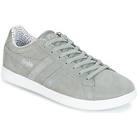 Schuhe Damen Sneaker Low Gola EQUIPE DOT Grau