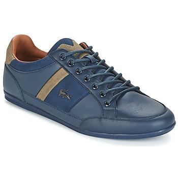 Schuhe Herren Sneaker Low Lacoste CHAYMON 1 Marine