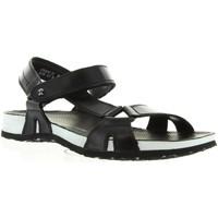 Schuhe Herren Sandalen / Sandaletten Panama Jack FRODO BW C1 Negro