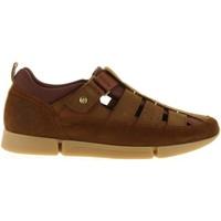 Schuhe Herren Sandalen / Sandaletten Panama Jack ALBATROSS C4 Marrón