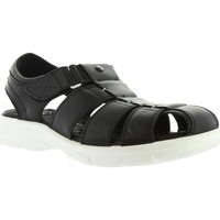 Schuhe Herren Sandalen / Sandaletten Panama Jack SHERPA BW C1 Negro