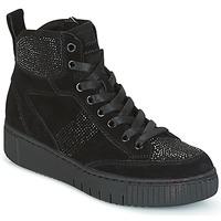 Schuhe Damen Sneaker High Tamaris NARU Schwarz