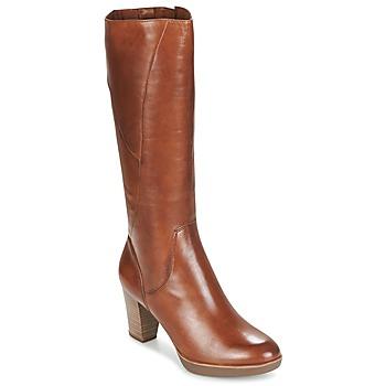 Schuhe Damen Klassische Stiefel Tamaris NEOU Braun