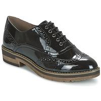 Schuhe Damen Derby-Schuhe Tamaris BETTILA Schwarz