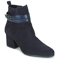 Schuhe Damen Low Boots Tamaris BADRA Marine