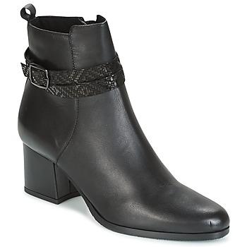 Schuhe Damen Low Boots Tamaris BORISA Schwarz