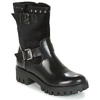 Schuhe Damen Boots Tamaris BITSY Schwarz