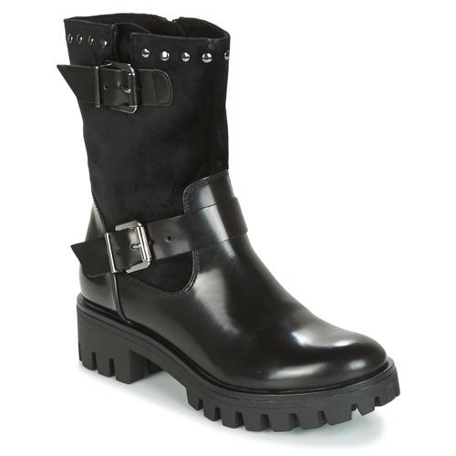 Tamaris BITSY Schwarz  Schuhe Boots Damen 63,96