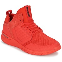 Schuhe Herren Sneaker Low Supra METHOD Rot