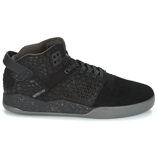 SKYTOP III  Supra  sneaker high    schwarz / grau