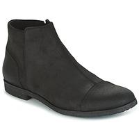 Schuhe Herren Boots Diesel D-KRID MID Schwarz