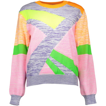 Kleidung Damen Sweatshirts Love Moschino W S 5G4 00 X 0915 MULTICOLOR 4135