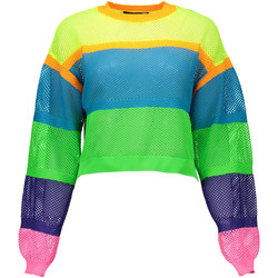 Kleidung Damen Sweatshirts Love Moschino W S 5G5 00 X 0915 MULTICOLOR 4129