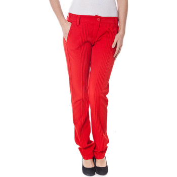 Kleidung Damen Chinohosen Denny Rose 6065 RED