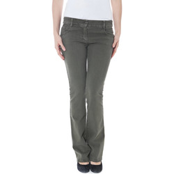 Kleidung Damen 5-Pocket-Hosen Denny Rose 6945 MILITARY GREEN