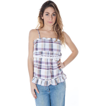 Kleidung Damen Tops / Blusen Datch A9W7493 MULTICOLOR 6A1