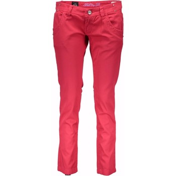 Kleidung Damen 5-Pocket-Hosen Datch C9W4419 rot 3C1