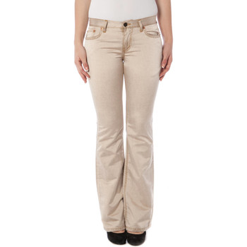 Kleidung Damen 5-Pocket-Hosen Phard P1700193413002 CASUAL BEIGE 1909