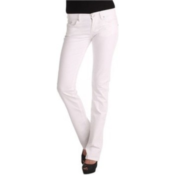 Kleidung Damen 5-Pocket-Hosen Phard P2706150429404 AIDA/FLASH WEISS B001
