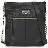 Taschen Damen Umhängetaschen Le Temps des Cerises PURE 6 Schwarz