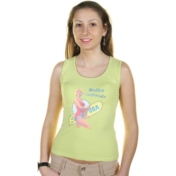 Just For You Tank Top STSP01 SURF
