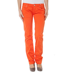 Kleidung Damen Chinohosen Zuelements Z170305057964U BASIC-BURLA ORANGE 3306