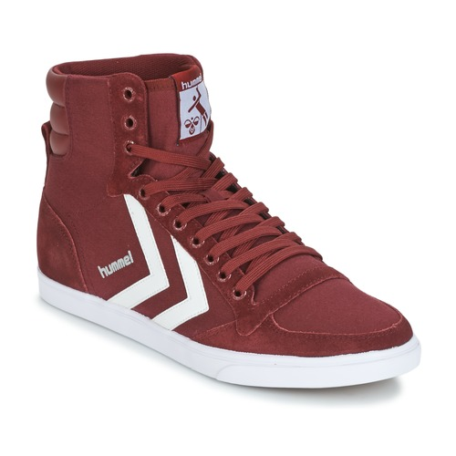 Hummel STADIL CANEVAS HIGH Bordeaux Schuhe Sneaker High 69,99