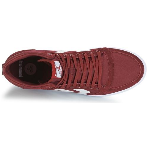 Hummel STADIL CANEVAS HIGH Bordeaux Schuhe Sneaker High 69,99