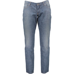 Kleidung Damen Slim Fit Jeans Costume National 10 XN6037 70694 1XMI blau V0011