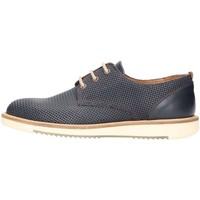 Schuhe Herren Derby-Schuhe Marco Ferretti 111935mf Schnürschuhe Mann blau blau