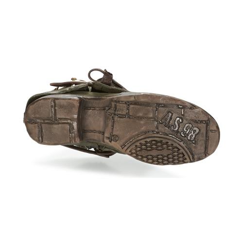 Airstep Airstep Airstep / A.S.98 SAINT BIKE Kaki  Schuhe Boots Damen 209 6895b0