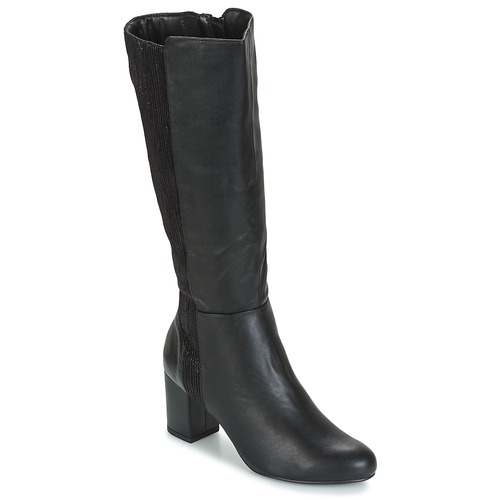 Moony Mood GINA Schwarz  Schuhe Klassische Stiefel Damen 51,99