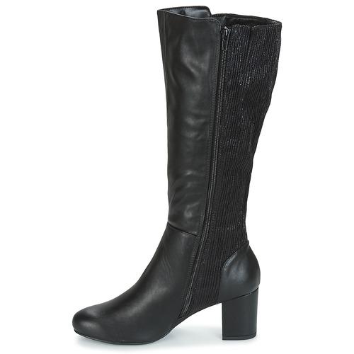 Moony Mood Klassische GINA Schwarz  Schuhe Klassische Mood Stiefel Damen 45,50 d9c5f2