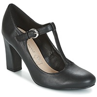 Schuhe Damen Pumps Moony Mood GLORIO Schwarz