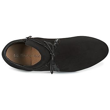Moony Mood GLAM Schwarz - Kostenloser Versand |  - Schuhe Ankle Boots Damen 4399