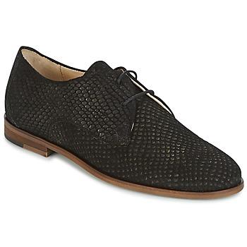Schuhe Damen Derby-Schuhe M. Moustache EUGENIE Schwarz